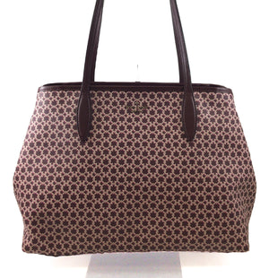 Primary Photo - BRAND: KATE SPADE STYLE: HANDBAG DESIGNER COLOR: PLUM SIZE: MEDIUM SKU: 213-21394-44166