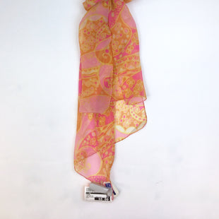 Primary Photo - BRAND:   CMCSTYLE: SCARFCOLOR: ORANGEPINKOTHER INFO: RAY STRAUS - 100% SILKSKU: 213-213135-4954