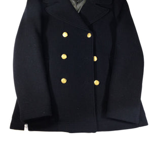 Primary Photo - BRAND: J CREW O STYLE: COAT SHORT COLOR: NAVY SIZE: 8 SKU: 213-21394-43568