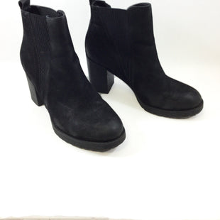 Primary Photo - BRAND:    CLOTHES MENTOR STYLE: BOOTS ANKLE COLOR: BLACK SIZE: 11 OTHER INFO: BOOTS - SKU: 213-213149-1884