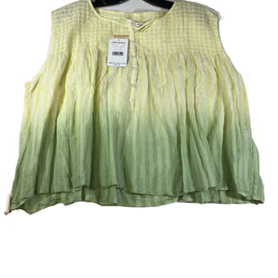 Primary Photo - BRAND: WE THE FREE STYLE: TOP SLEEVELESS COLOR: LIME GREEN SIZE: XS SKU: 213-213118-33306