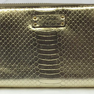 Primary Photo - BRAND: LAUREN BY RALPH LAUREN STYLE: WALLET COLOR: GOLD SIZE: LARGE SKU: 213-213106-25183