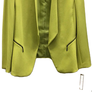 Primary Photo - BRAND: TAHARI BY ARTHUR LEVINE STYLE: BLAZER JACKET COLOR: CHARTREUSE SIZE: 12 OTHER INFO: NEW! SKU: 213-213135-5802