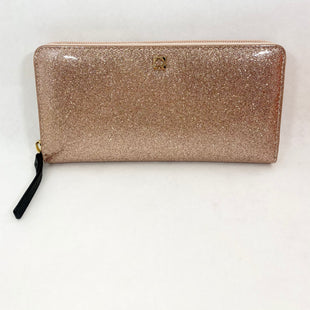 Primary Photo - BRAND: KATE SPADE STYLE: WALLET COLOR: SPARKLES SIZE: LARGE SKU: 213-213156-960