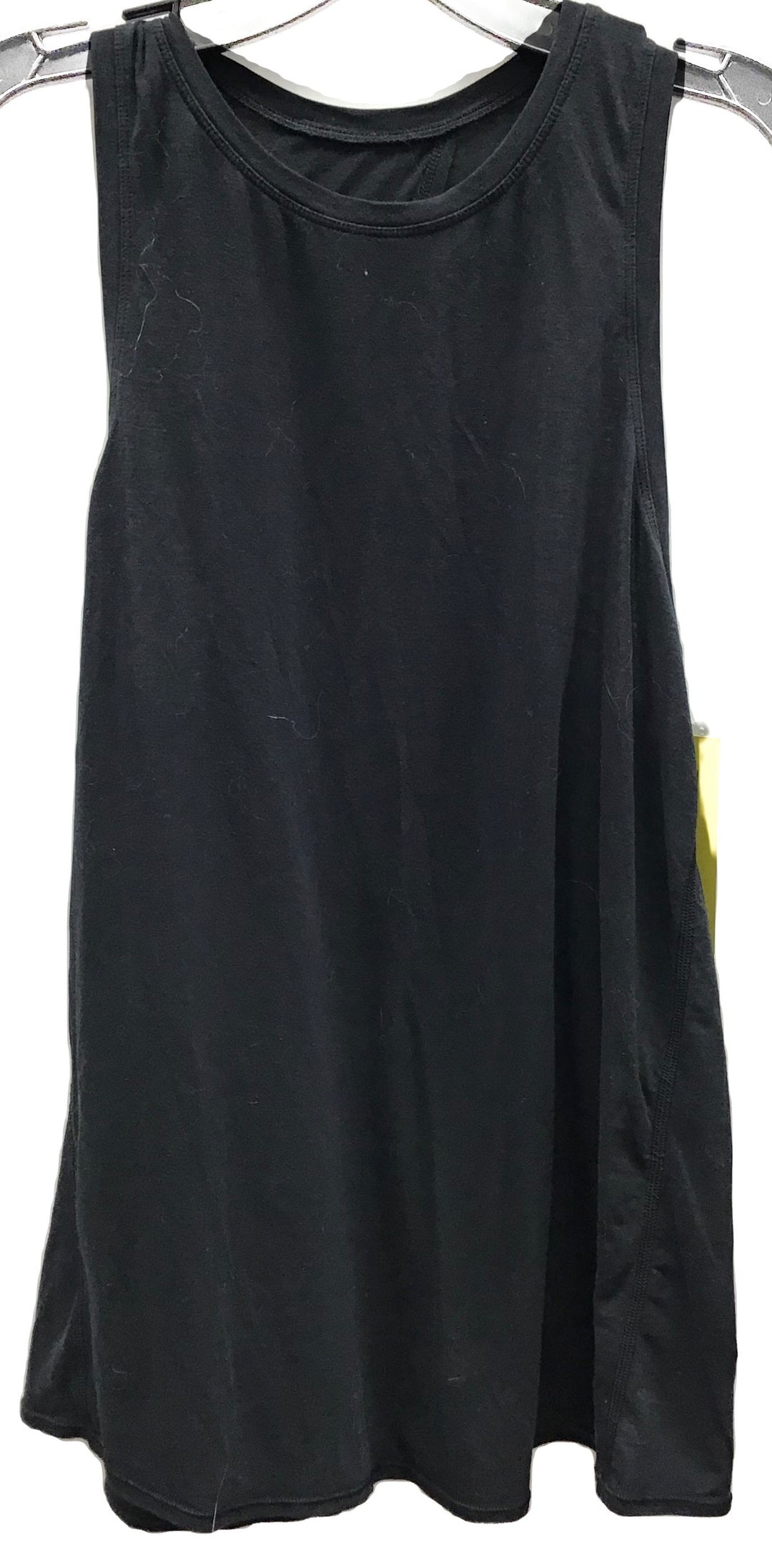 Primary Photo - BRAND: LULULEMON <BR>STYLE: ATHLETIC TANK TOP <BR>COLOR: BLACK <BR>SIZE: 2 <BR>SKU: 213-21394-40541