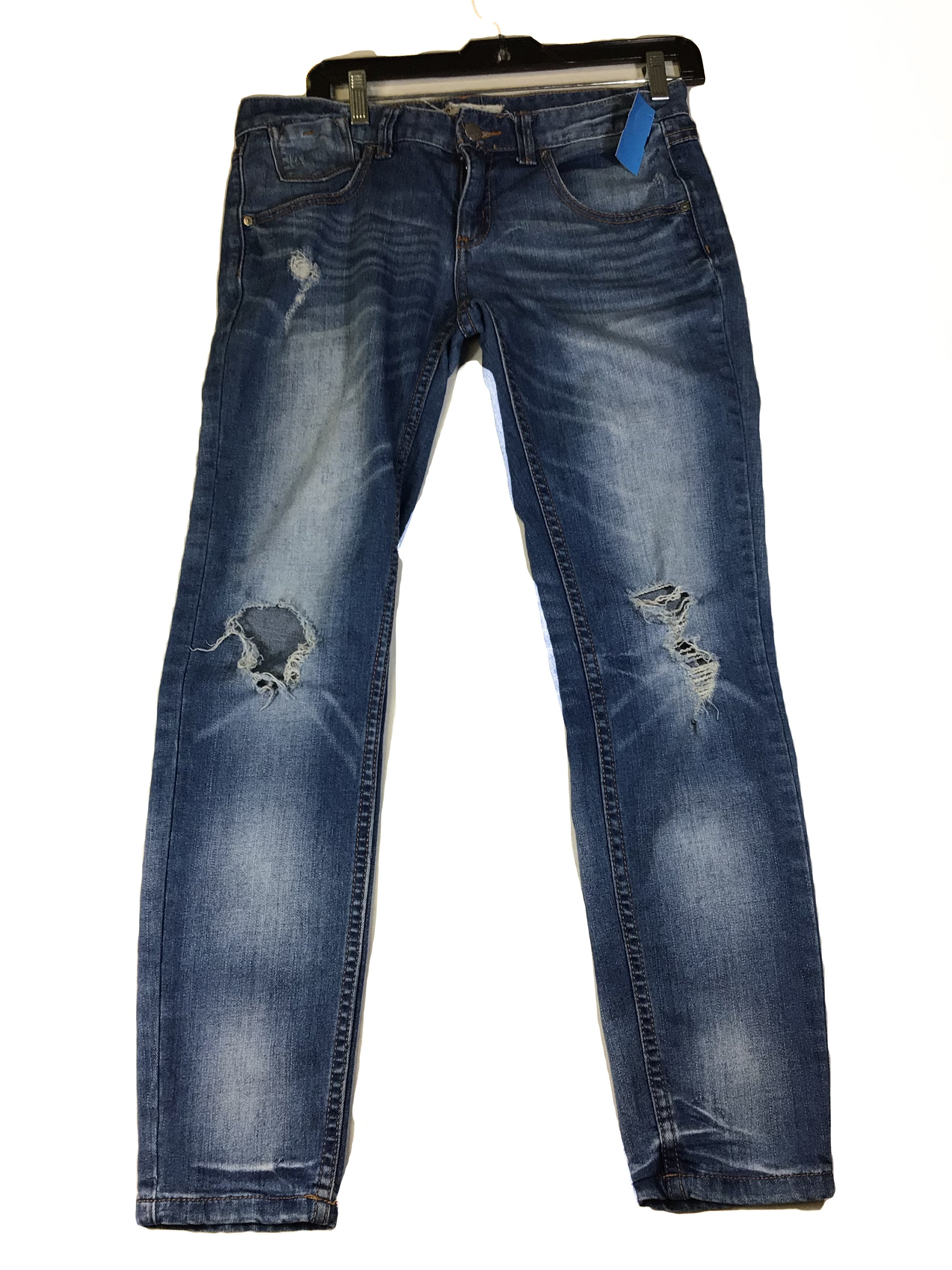 Primary Photo - BRAND: FREE PEOPLE <BR>STYLE: JEANS <BR>COLOR: DENIM <BR>SIZE: 4 <BR>SKU: 213-213143-7838
