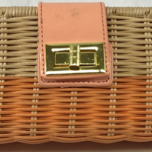 Primary Photo - BRAND: J CREW O STYLE: CLUTCH COLOR: STRAW SKU: 213-213106-25784