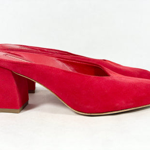Primary Photo - BRAND: ANTONIO MELANI STYLE: SHOES LOW HEEL COLOR: RED SIZE: 5.5 SKU: 213-213118-32996