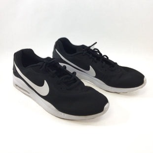 Primary Photo - BRAND: NIKE STYLE: SHOES ATHLETIC COLOR: BLACK WHITE SIZE: 11 SKU: 213-21394-44557