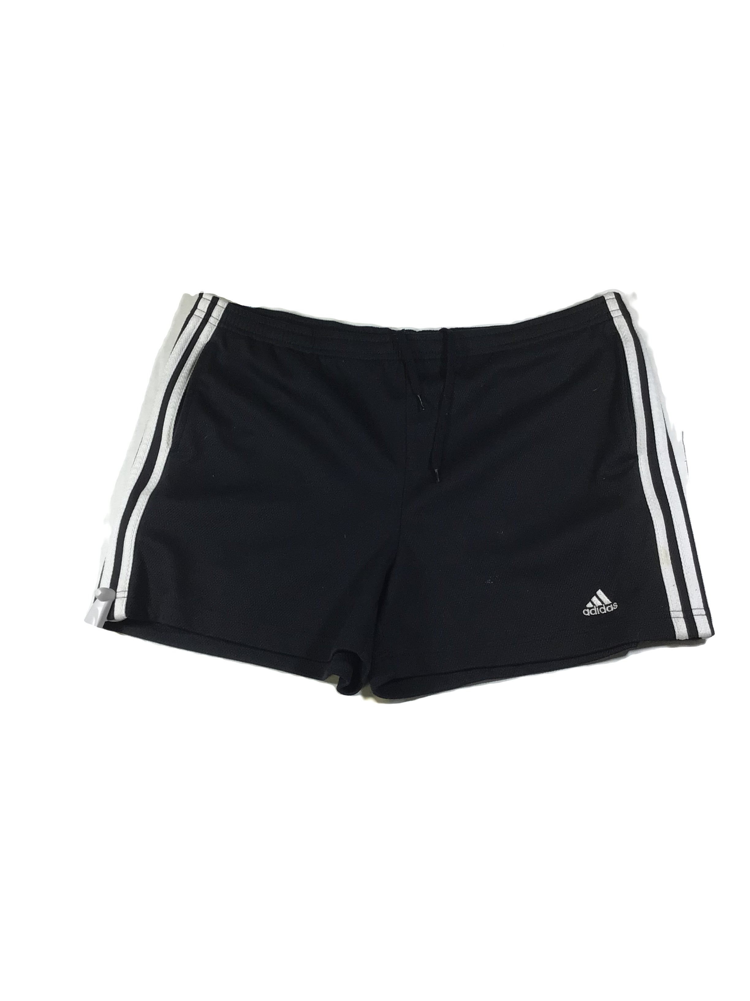 Primary Photo - BRAND: ADIDAS <BR>STYLE: ATHLETIC SHORTS <BR>COLOR: BLACK <BR>SIZE: L <BR>SKU: 213-213106-27767