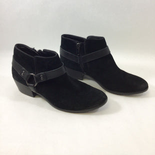 Primary Photo - BRAND: SAM AND LIBBY STYLE: BOOTS ANKLE COLOR: BLACK SIZE: 6.5 SKU: 213-213106-28125
