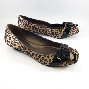 Primary Photo - BRAND: COMFORTVIEW STYLE: SHOES FLATS COLOR: LEOPARD PRINT SIZE: 11 SKU: 213-213143-3250. BALLET FLATS.