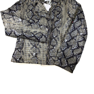 Primary Photo - BRAND:   CMC STYLE: JACKET OUTDOOR COLOR: SNAKESKIN PRINT SIZE: XL OTHER INFO: RINO & PELLE - SKU: 213-213143-9449