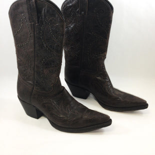 Primary Photo - BRAND:  CMA STYLE: BOOTS KNEE COLOR: BROWN SIZE: 7.5 OTHER INFO: CARBORCA - SKU: 213-21394-40271