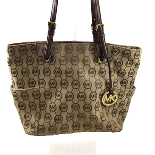 Primary Photo - BRAND: MICHAEL KORS STYLE: HANDBAG DESIGNER COLOR: MONOGRAM SIZE: MEDIUM SKU: 213-21394-44520