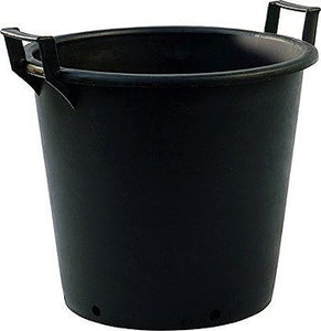 Large Plastic Container Pot With Handles 30L
