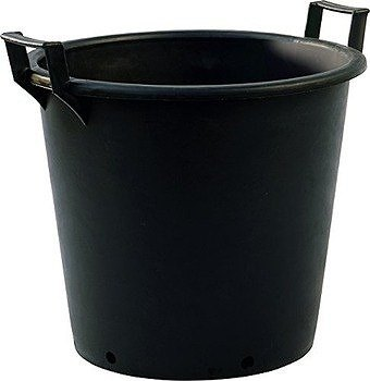 Large Plastic Container Pot With Handles 160L