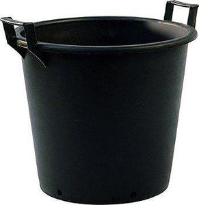 Large Plastic Container Pot With Handles 125L