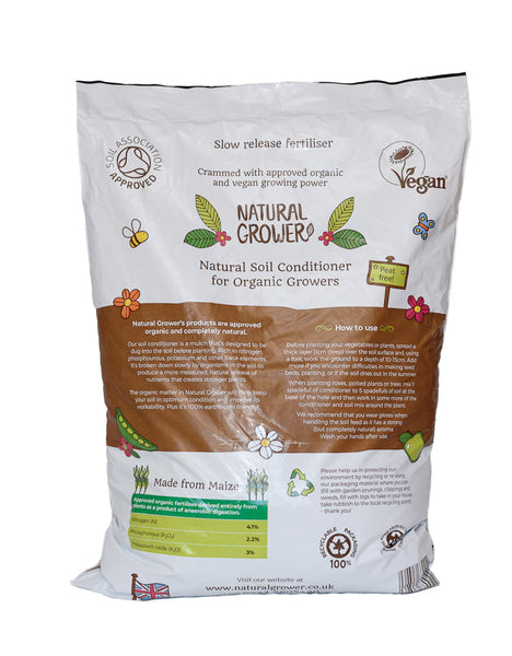 Natural Plant Feed and Soil Conditioner 50 Litre Bag