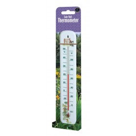 Wall Thermometer Gate Design