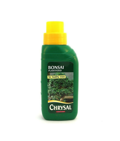 Bonsai Plant Food Concentrate Chrysal 250ml