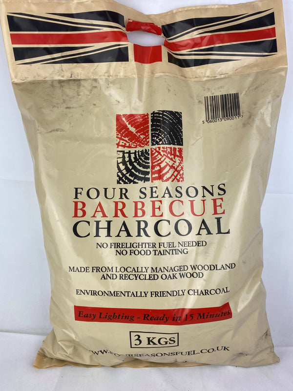 BBQ Charcoal 3kg Easy Lighting