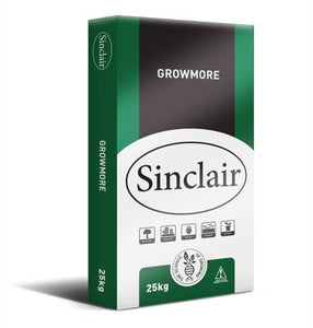 Sinclair Growmore Fertiliser 25kg