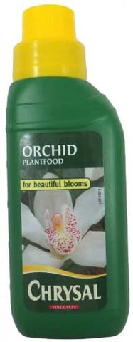 Orchid Plant Food Concentrate Chrysal 250ml