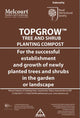 Compost Melcourt Professional Top Grow Tree And Shrub 50L