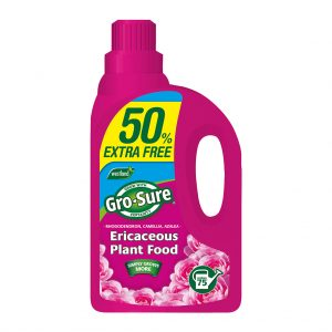 Gro-Sure Ericaceous Plant Food 1.5L