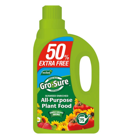 Gro-Sure All Purpose Plant Food 1.5L