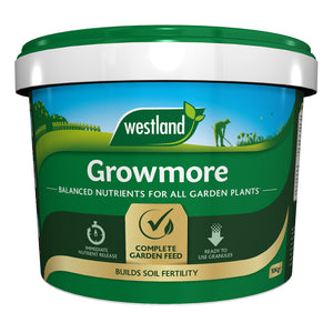 Growmore 10kg Tub