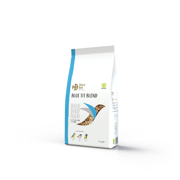 Henry Bell Blue Tit Blend Wild Bird Food 1.8kg