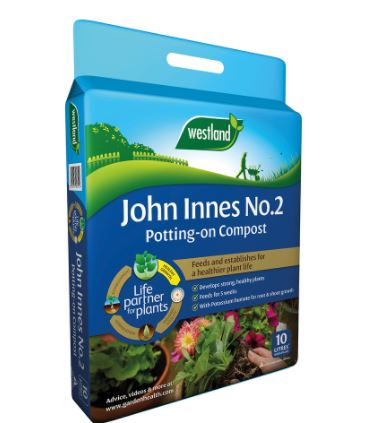 John Innes No.2 Potting-on Compost Westland 10L