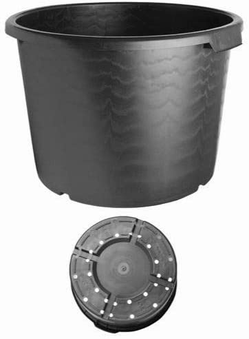 Pasquini & Bini Heavy Duty Squat Container VR Pot 48lt