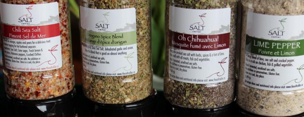 The Salt Cellar Salts & Spices