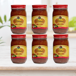 Open image in slideshow, Melina's Salsa 6-Pack (Mild, Medium, or Hot)