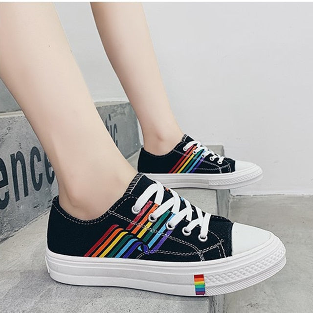 Vulcanized Casual Shoes