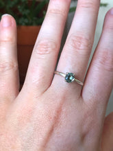 Load image into Gallery viewer, Teal Infinity Solitaire