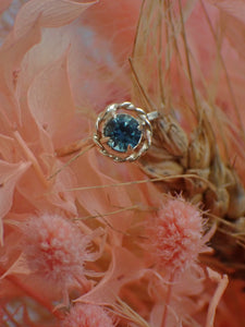 Saltwater Engagement Ring