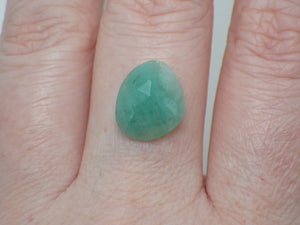 4.1ct Brazilian Emerald #G103