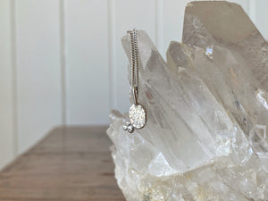 Melting Snow Pendant