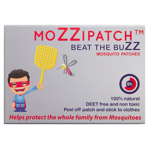 Mozzipatch mosquito patches x12 (防蚊贴)