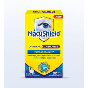 MacuShield Original Formula 30 day pack