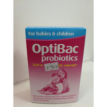 Load image into Gallery viewer, Optibac for babies and children x30 sach