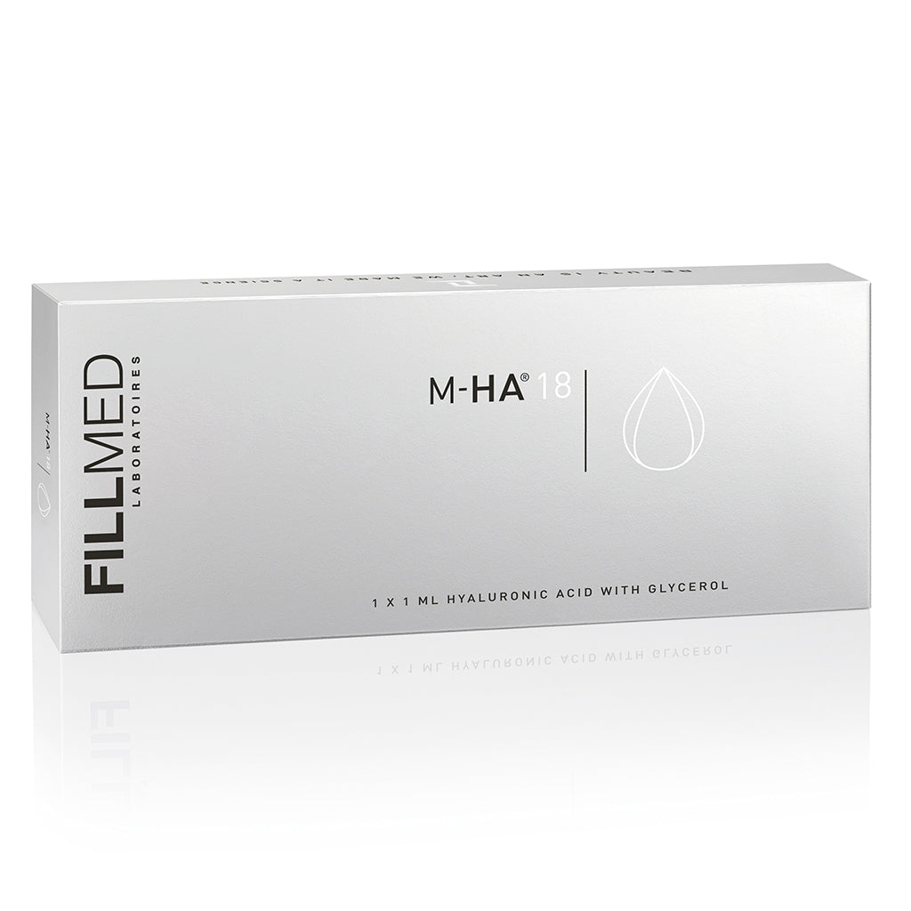 菲洛嘉Filorga FILLMED M-HA 18 水光针Skin Boosters 1 x 1ml