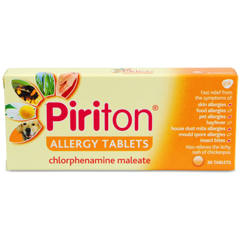 Piriton Allergy tablets x30