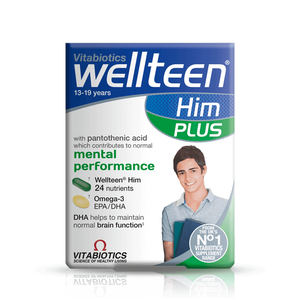 Wellteen Him Plus 56 tablets/capsules