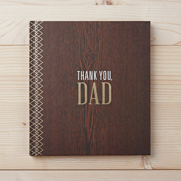 Book - Thank You, Dad