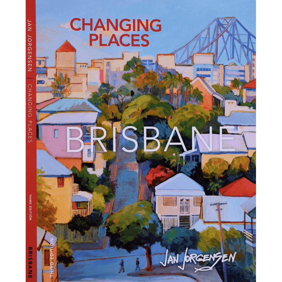 BOOK - Changing Places Brisbane